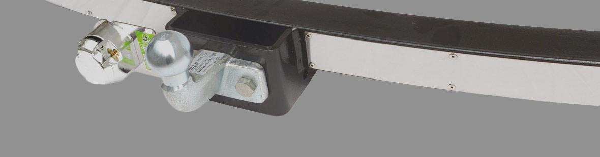 Фаркоп фланцевый на болтах для Ford Transit VI