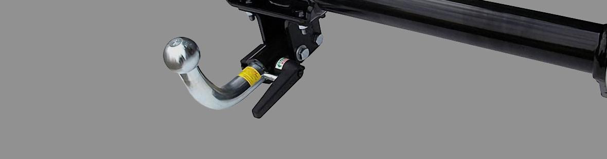 Фаркоп съёмный с эксцентриком для микроавтобуса