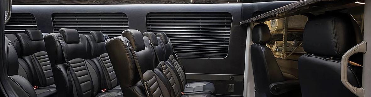 Переоборудование фургона в пассажирский «Премиум»