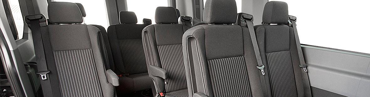 Переоборудование фургона в пассажирский «Стандарт»
