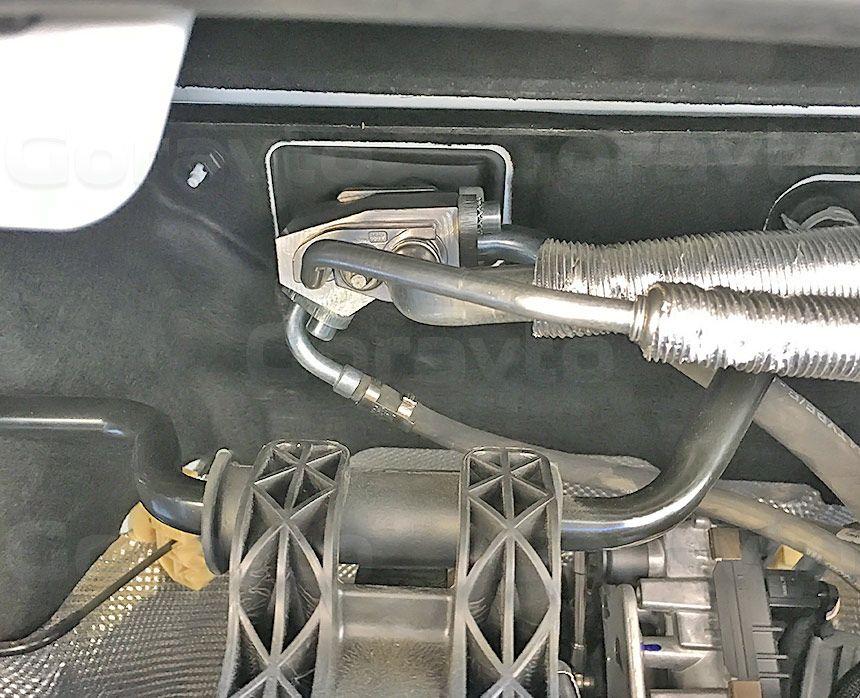 Утепление цельнометаллического фургона Ford Transit: Крепления