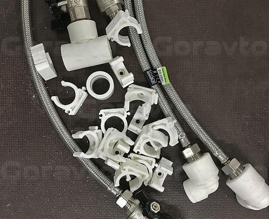 Воздушные шланги для подключения компрессора и шиномонтажа